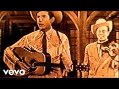 Cold, Cold Heart. Hank Williams fue un cantautor estadounidense, que se convirtió en un icono de la música country y en uno de los más influyentes músicos del siglo XX.
