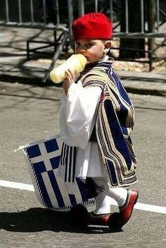 an everlasting folk Mykonos, Santorini, Greek Independence, Greek Culture, Folk Dance, Athens Greece, My Heritage, Beautiful Places To Visit, Ancient Greece