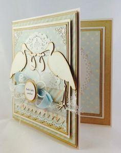 Cam-Cams scrappehjørne: Babykort til tvillinggutter. Baby Cards, Card Making, Greeting Cards, Scrapbook, Tags, Frame, Decor, Picture Frame, Decoration