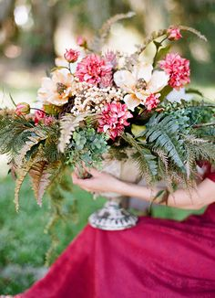 Fall palette idea | Game of Thrones Wedding Inspiration
