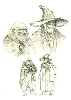 Goblin and One Eye - The Black Company by Irontree.deviantart.com on @DeviantArt