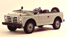 Nuova Fiat Campagnola - 1974