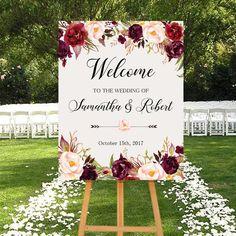 30+ Burgundy Red Wedding Ideas | Wedding Reception | Winter Wedding | Wedding Flowers | acheerymind.com #BurgundyWeddingIdeas