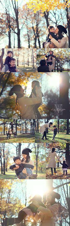 Autumn Fall Leaves Photography Session |  Family Lifestyle Photography  |  Lisa Vigliotta Photography  |  On Location at High Park, Toronto, Canada www.lisavigliotta.com