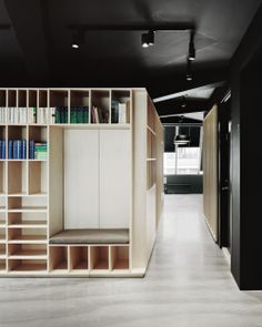 El taller detrás de la escena  / Eriksen Skajaa Architects