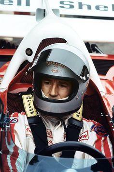 Mario Andretti, Zandvoort, Dutch Grand Prix, 1971