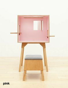 koloro desk - torafu architects