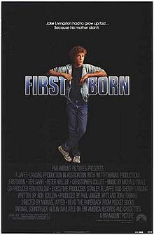 """First Born: """"You keep telling us about the real world. But in the    real world YOU'D be a grown man competing with a bunch of tenth    graders!"""""""