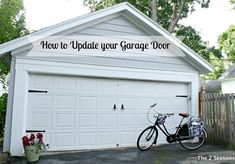 How to Update a Garage Door