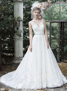 KleinfeldBridal.com: Maggie Sottero: Bridal Gown: 33226358: Princess/Ball Gown: Natural Waist