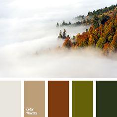 Color Palette #3076