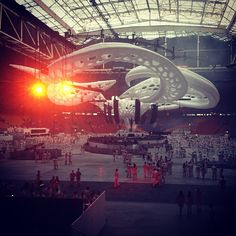 #ITWNL @Sensation #Amsterdam2013 (Instagram photo by lafessa)