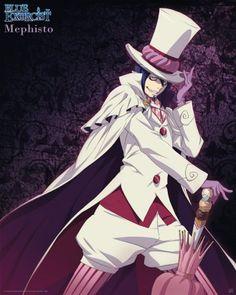 Poster Blue Exorcist Mephisto