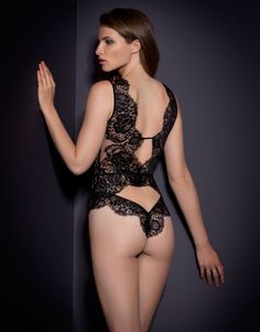 Darcia Playsuit Black - View All - Soiree