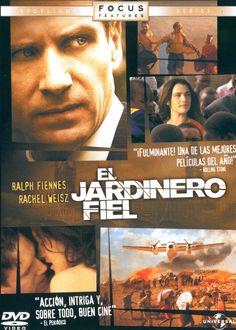 El jardinero fiel es una película británica de 2005, dirigida por Fernando Meirelles y protagonizada por Ralph Fiennes. Está basada en la novela homónima de John Le Carré, que a su vez está basada unos ensayos ilegales llevados a cabo en niños nigerianos por empresas farmacéuticas en 1996.