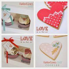 Recortes Decorados Valentines Day Cookies, Valentine Day Love, Blog, Cut Outs, Furniture, Blogging