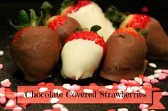 Chocolate Covered Strawberries title from @TheMommyMix great content from another #CanadianBlogtoFollow find more on #Linkedmoms tonight at 8 pm ET