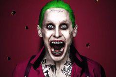 batman vs superman bvs dawn of justice joker heath ledger jack nicholson face paint smile why so serious the dark knight suicide squad jared leto will smith harley quinn arkham dc superhero hero villi Full Arm Sleeve Tattoo, Harley Quinn Et Le Joker, Suicide Squad, Kings & Queens, Der Joker, Joker Heath, Joker Art, Joker Clown, Im Batman