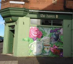 The Haven Edinburgh Etsy Craft Party Blog by Alley Hope #EETCraft