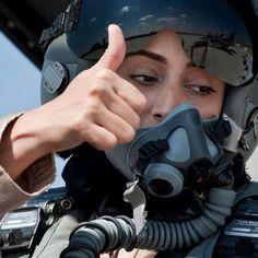Meet the Badass Woman Leading the UAE Air Strikes Against the Islamic State