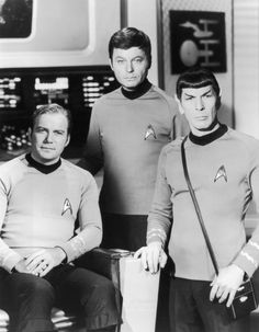 "On September 8, 1966, ""Star Trek"" aired for the first time"