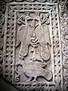 Horror Vacui, Medieval Jewelry, Byzantine Art, Church Architecture, Stone Carving, Kirchen, Religious Art, Ancient Art, Middle Ages