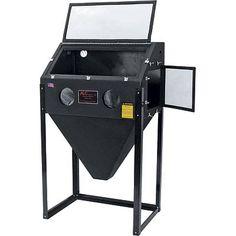 ALC Polymer Floor Model Abrasive Blast Cabinet u2014 35in. Model# 41391  sc 1 st  Pinterest & 73 best Abrasive blasting images on Pinterest   Beaches ...