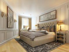 Классика в Саратове. Bed, Interior, Furniture, Home Decor, Decoration Home, Stream Bed, Indoor, Room Decor, Home Furnishings