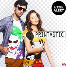 Rock your style with comic and conversational prints this season http://bit.ly/1gdwoDY.