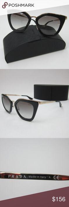 19af1a959341a Prada SPR 53S 1AB-OA7 Women s Sunglasses OLN293 Prada Cinema SPR 53S 1AB-