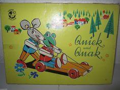 """DDR Spielzeug Tabarz Baukasten """" Quiek & Quak """"   eBay"""