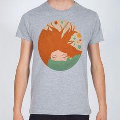 Camiseta Otoño III de Labayuba en T-agged.com