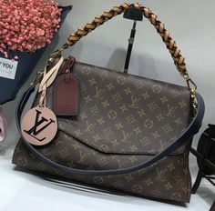 afc116c18ce8 Online Shopping for a Louis Vuitton Monogram Canvas Beaubourg MM M43953-  USD 347. Free shipping by courier to your door.  Louisvuittonhandbags