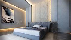 Interior design , private villa , kuwait Sarah sadeq architects