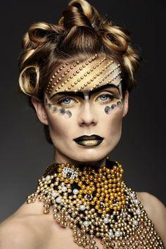 Model: Lucie, fashion shoot