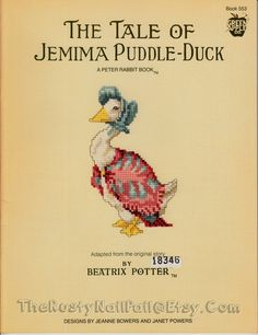 Beatrix Potter The Tale of Jemima Puddle-Duck by TheRustyNailPail