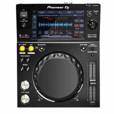Pioneer XDJ-700 Rekordbox Compact Digital Deck Tabletop Player - AUTHORIZED DEALER - FACTORY SEALED - VALID WARRANTY #tabletop #player #deck #digital #rekordbox #compact #pioneer