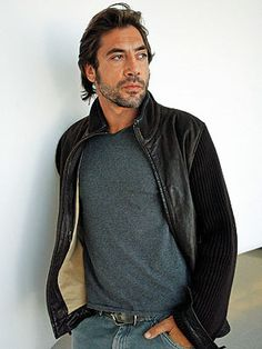 Javier Bardem, hands down the best looking man on the planet.