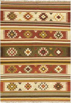Anatolian Cream Floral Area Rug