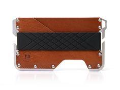 Dango Dapper Wallet - Whiskey Brown Leather