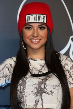 The 12 Best Beauty Moments from the 2013 MTV VMAs: Becky G's Amped-Up Eyes