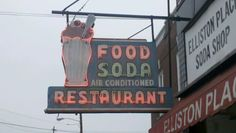 Elliston Place Soda Shop in Nashville, TN