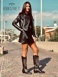 Stivali con stella kikkiline Western Boots