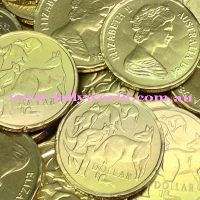 Gold Chocolate Coins come in 100g, 400g, 1kg, 5kg, 24 x 80g for corporate functions, marketing give aways or even Pirate parties.