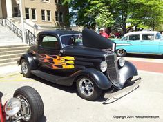 Cars on the Square | Hotrod Hotline