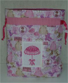 Grand pochon à linge pour sous-vêtements féminins : Autres sacs par chadanel