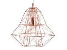 Ritchie 3 Seater Sofa, Pearl Grey with Rainbow Buttons Copper Pendant Lights, Glass Pendant Light, Glass Pendants, Pendant Lighting, Kitchen Ceiling Lights, Ceiling Light Design, Deco Luminaire, Luminaire Design, Copper Interior