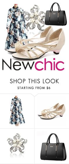 """""""#newchic"""" by kukavice ❤ liked on Polyvore featuring vintage, chic, New and newchic"""