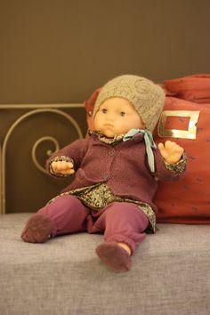 Bonton Hiver 2012, elle est a croquer cette poupée!!