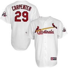 Chris Carpenter St. Louis Cardinals Replica Jerseys